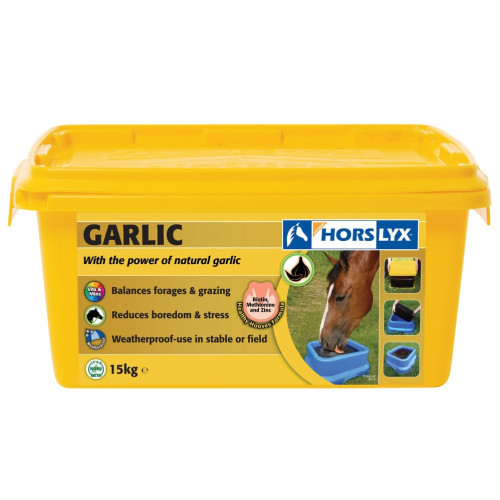Horslyx Garlic Balancer Lick for Horses 15kg