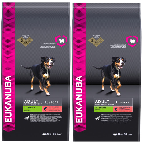 Eukanuba Salmon & Rice Adult Dog Food