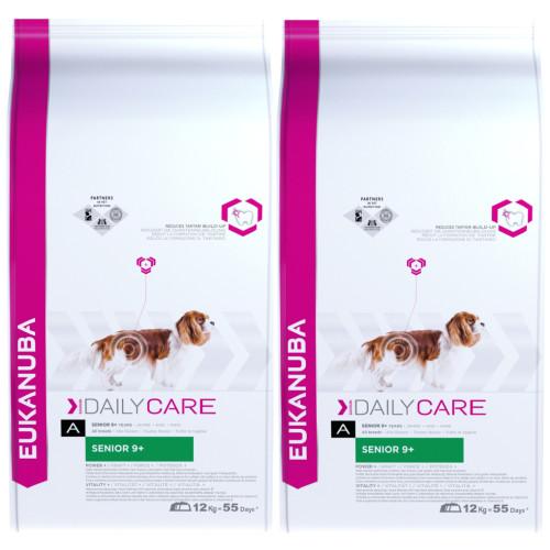 Eukanuba Daily Care Senior 9+ Dog Food