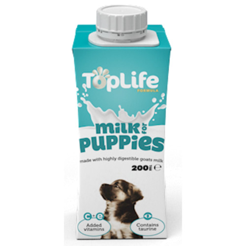 Toplife Goats Milk For Puppies