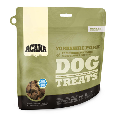 Acana Freeze Dried Yorkshire Pork Adult Dog Treats