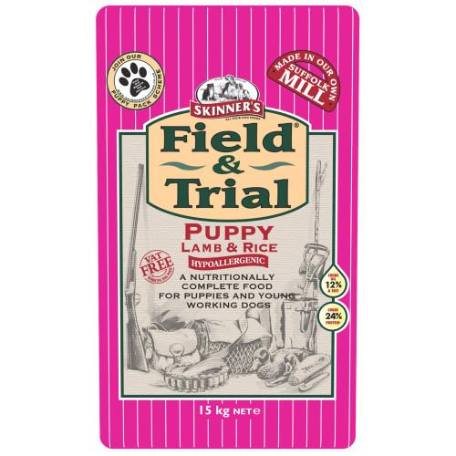 Skinners Field & Trial Lamb Puppy Food
