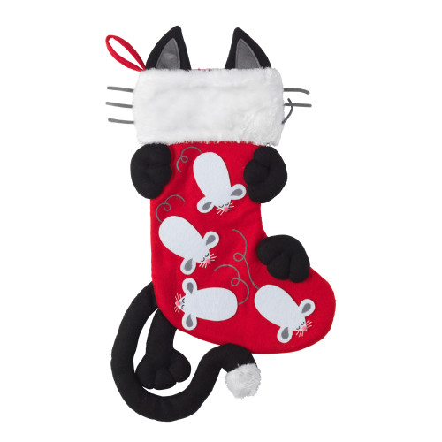 House of Paws Christmas Stocking for Cats
