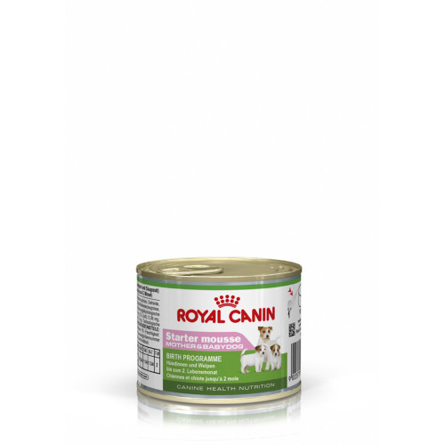 Royal Canin Starter Mother & Babydog Mousse Dog Food