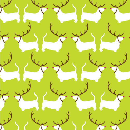 Ruff Wrap Pet Safe Christmas Wrapping Paper