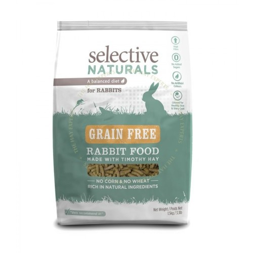 Supreme Science Selective Naturals G/F Rabbit Food