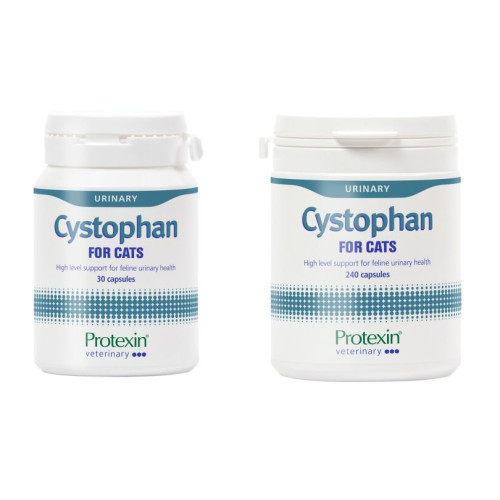 Protexin Cystophan Capsules for Cats