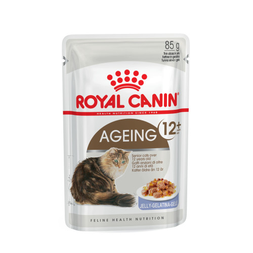 Royal Canin Health Nutrition Ageing +12 in Jelly