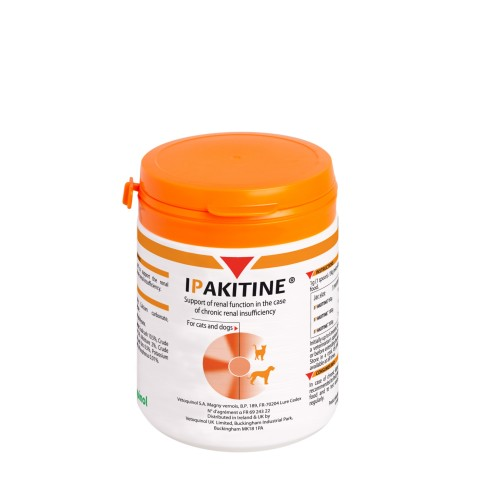 Ipakitine Kidney Supplement for Cats & Dogs