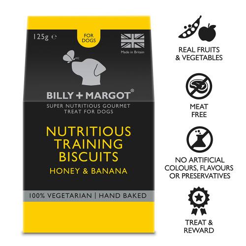 Billy & Margot Training Dog Biscuits
