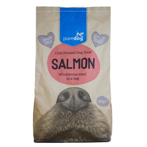 Pure Dog Salmon & Sweet Potato Cold Pressed Dog Food
