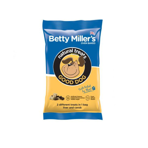 Betty Miller Gluten Free Good Dog Treats