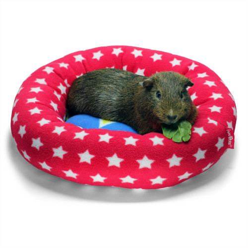 Haypigs Small Animal Crash Mat Fleece Bed