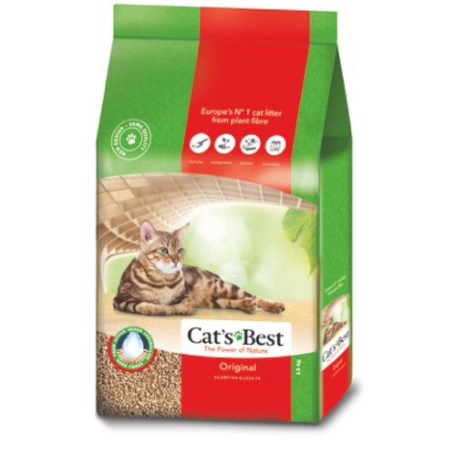 Cats Best Original Clumping Cat Litter 4.3kg