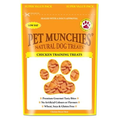 Pet Munchies Dog Training Treats 150g - Chicken