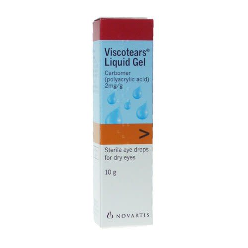 Viscotears Liquid Eye Gel for Cats & Dogs