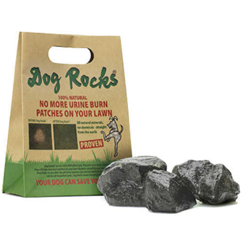 Dog Rocks Dog Urine Lawn Burn Prevention