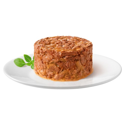 Gourmet Gold Meat & Fish Savoury Cake Adult Cat Food