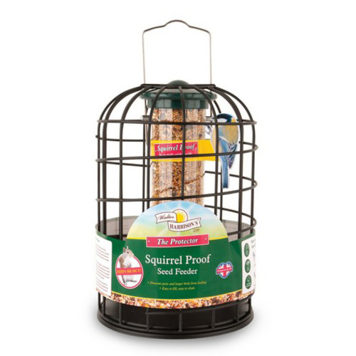 Harrisons Squirrel Proof Seed Feeder Seed Feeder