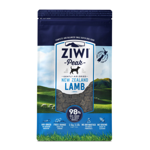ZiwiPeak New Zealand Lamb Dry Dog Food