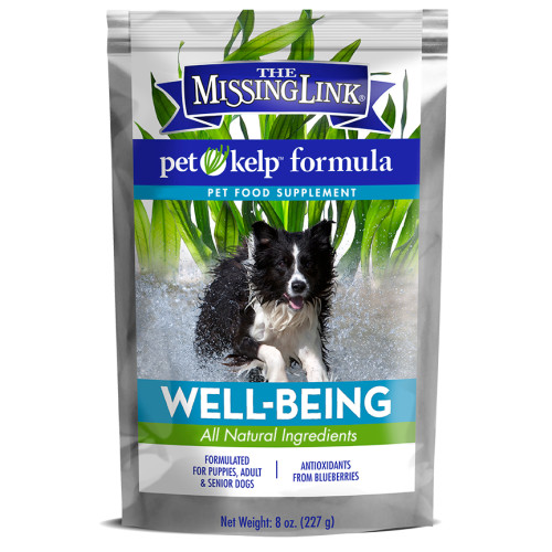 The Missing Link Wellbeing Dog Supplement