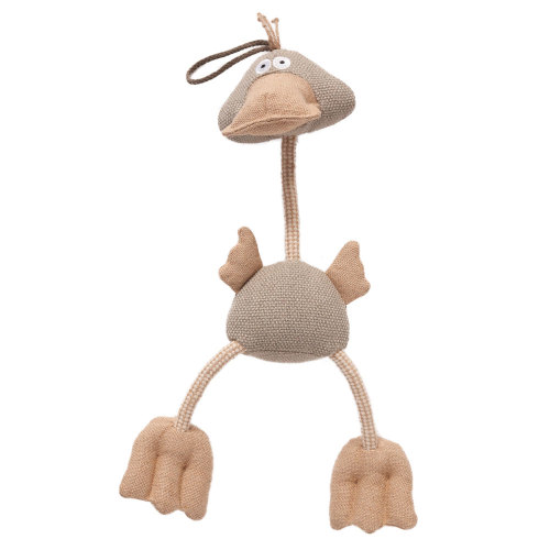 Danish Design Daisy the Long Legs Duck Dog Toy