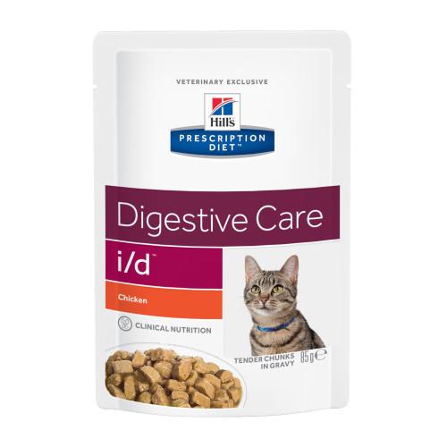 Hills Prescription Diet Feline ID Pouches 85g x 12 Chicken