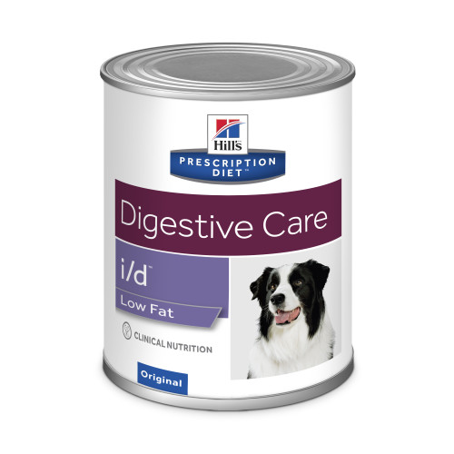Hills Prescription Diet ID Low Fat Digestive Care Wet Dog Food 360g x 12