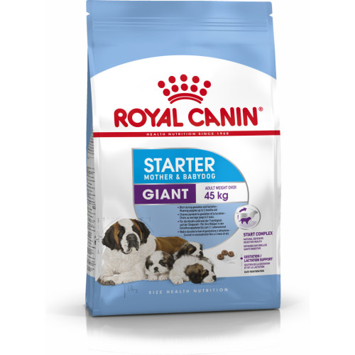 Royal Canin Giant Starter Mother & Babydog Dog Food