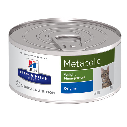 Hills Prescription Diet Feline Metabolic Canned 156g x 24