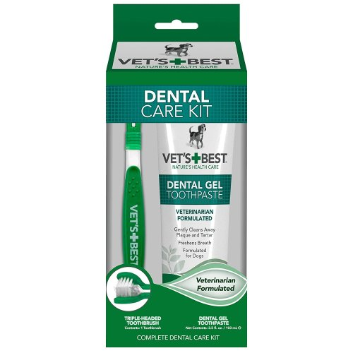 Vets Best Dental Care Kit for Dogs