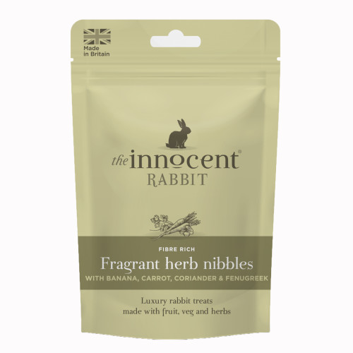 The Innocent Rabbit Fragrant Herb Nibbles