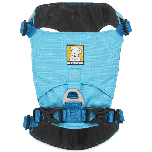 Ruffwear Hi & Light Dog Harness Blue Atoll