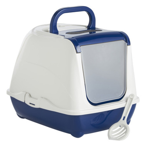 Sharples Pet Large Flip Top Hooded Cat Litter Tray