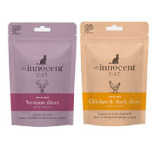 The Innocent Cat Treats