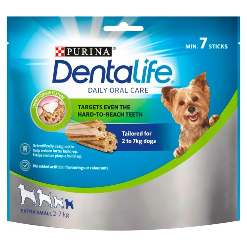 Purina Dentalife Extra Small Adult Dog Chew