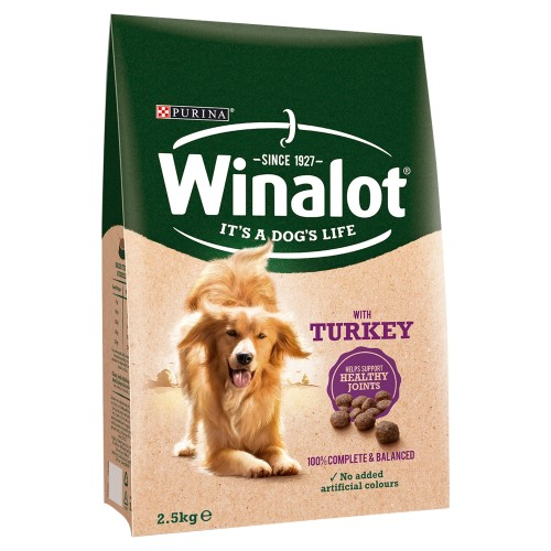 Winalot Complete with Turkey Dry Dog Food