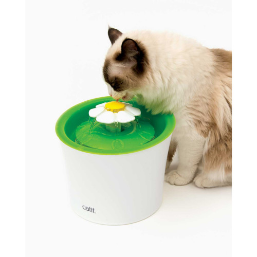Catit Flower Fountain for Cats & Small Dogs