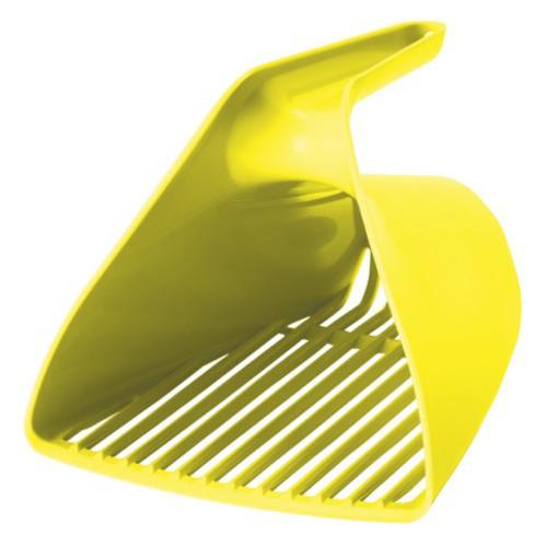 Sharples Pet Scoop & Sift Yellow Litter Scoop