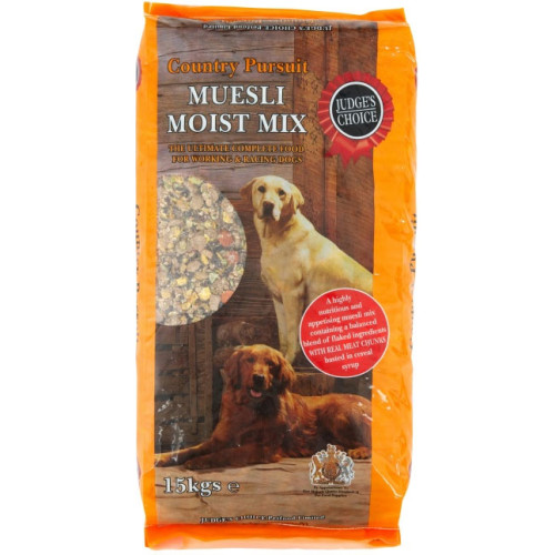 Country Pursuit Moist Muesli Mix Adult Dog Food