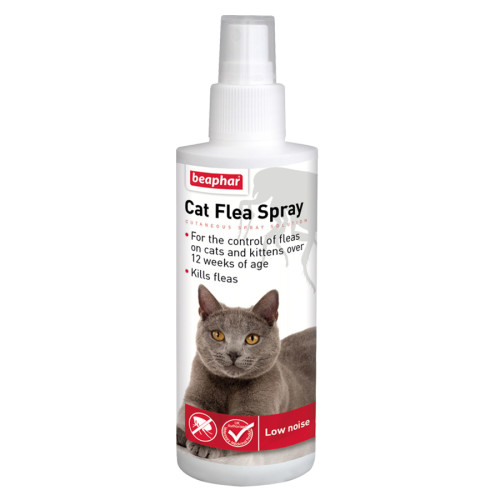 Beaphar Pump Action Cat Flea Spray 150ml