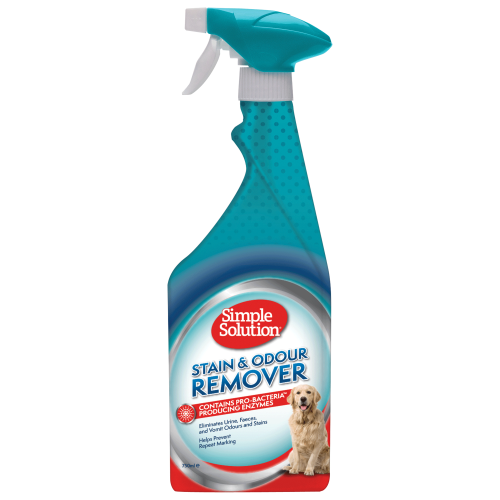 Simple Solution Dog Stain and Odour Remover 750ml
