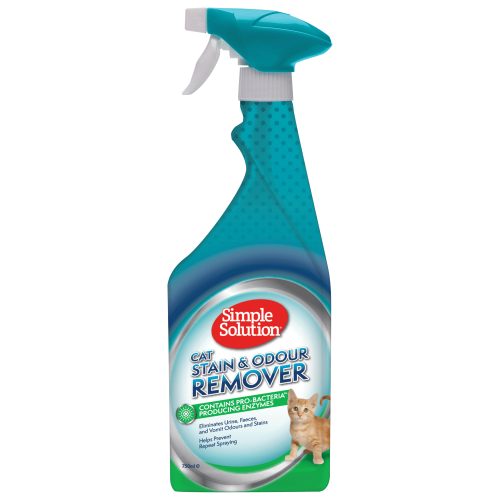 Simple Solution Cat Stain and Odour Remover 750ml