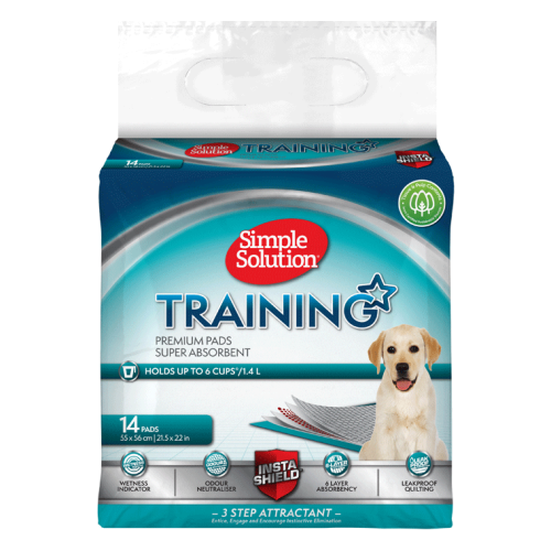 Simple Solution Puppy Training Pad 14 Pads