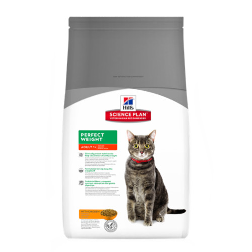 Hills Science Plan Feline Adult Perfect Weight
