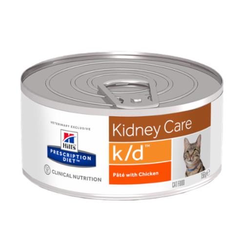 Hills Prescription Diet Feline KD Canned Chicken