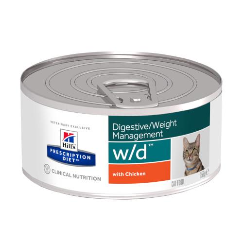 Hills Prescription Diet Feline WD Canned