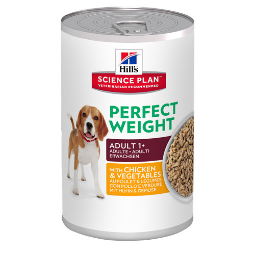 Hills Science Plan Canine Adult Perfect Weight Canned