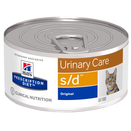 Hills Prescription Diet Feline SD Canned Liver