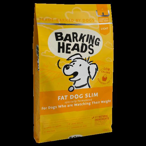 Barking Heads Fat Dog Slim Dry Adult Dog Food 12kg